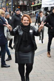 Eeva-Kaisa Rouhiainen, kokoomus