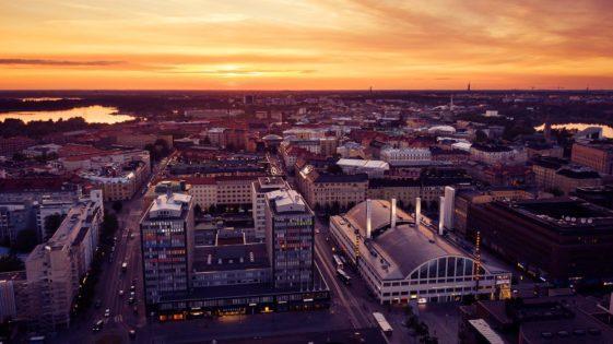 Kokoomus: kaupungit ja kaupunkipolitiikka