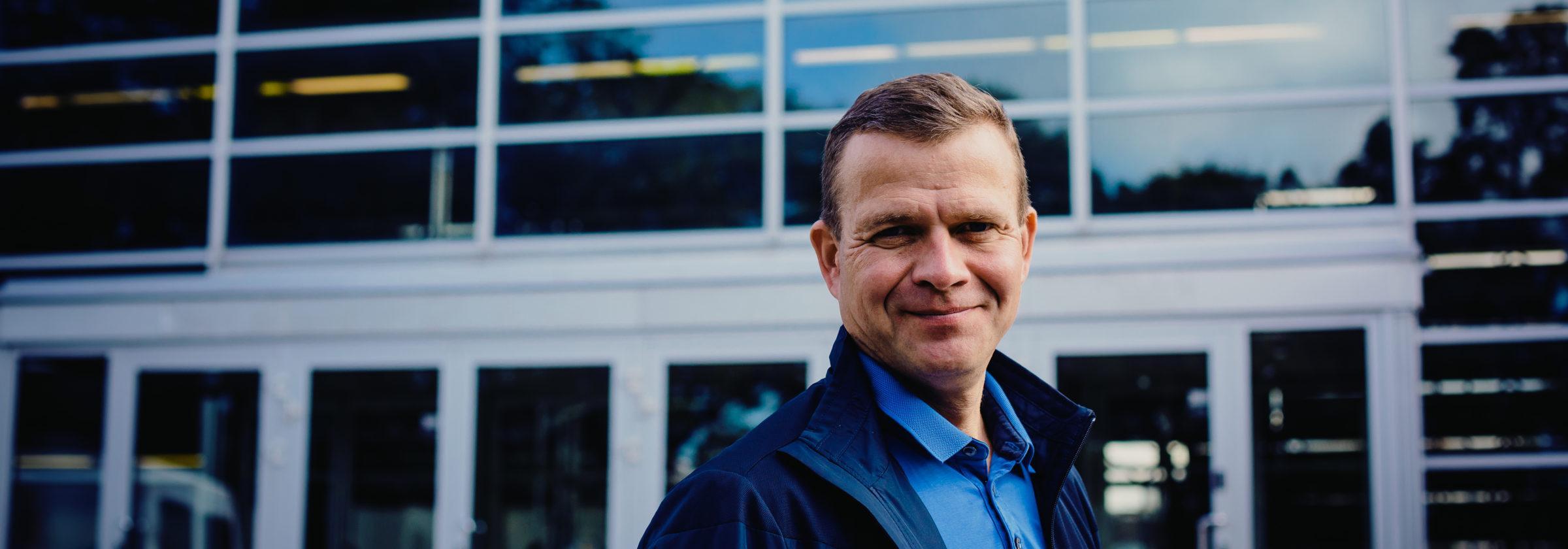 Kansanedustaja Petteri Orpo